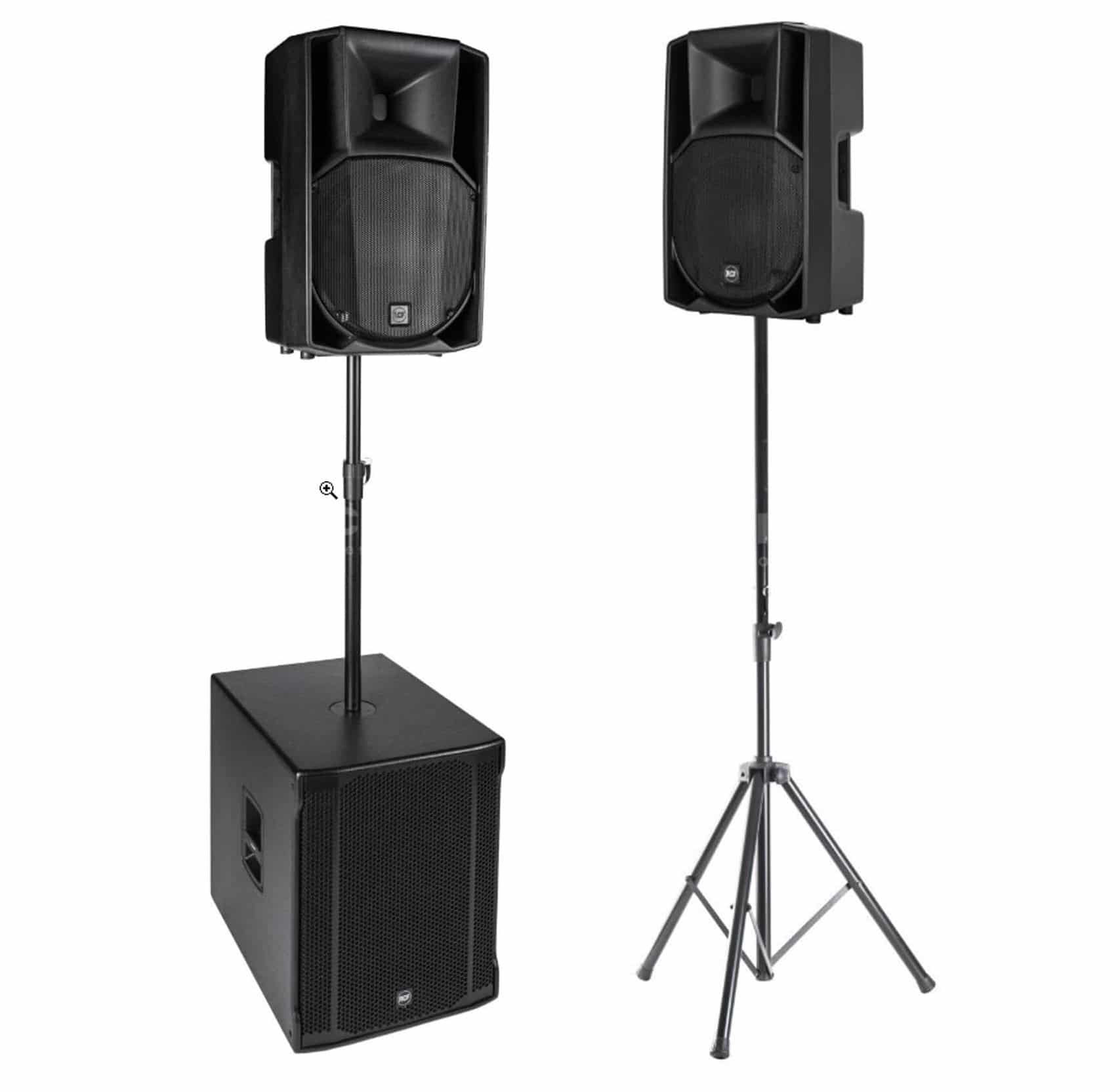 Tontechnik Set 5