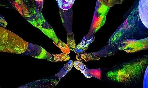 UV Licht Fluter 2